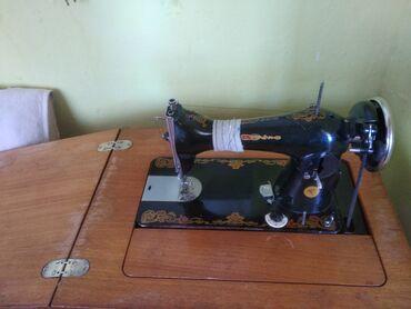 juki швейная машина цена в Кыргызстан: Швейные машинки Подольск Чайка, в рабочем хорошем состоянии сама шила