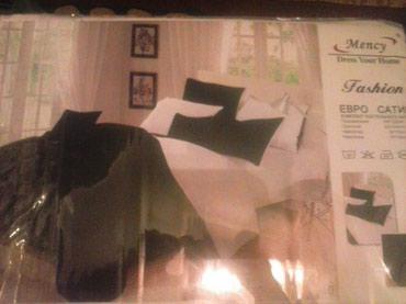 Постельное белье двух спалка и подушки удобные в Бишкек