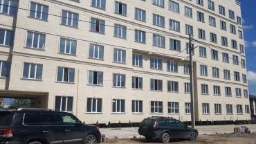 коммерческие-помещения в Кыргызстан: Нижний Джал, помещение в элитном доме. Цокольный этаж. П/отделку. 2 вх