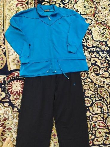 muzhskaja odezhda 60 godov в Кыргызстан: Турецкий фирменный спортивный костюм новый размер на 56-58-60 где