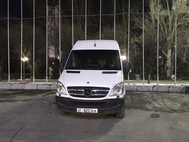купить бус в рассрочку в Кыргызстан: Mercedes-Benz Sprinter Classic 2.2 л. 2006 | 218 км