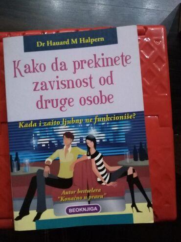 Knjige, časopisi, CD i DVD | Mladenovac: Kako da prekinete zavisnost od druge osobe-NOVOKada i zasto ljubav ne
