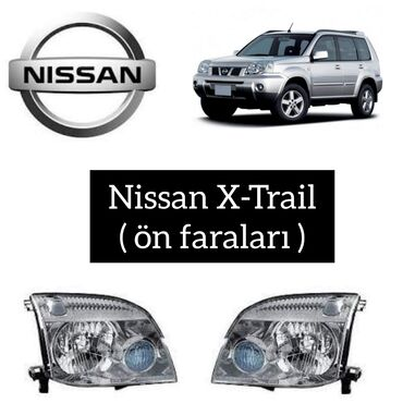 Nissan X-Trail - ön fara----Kia Sorento ucun istediyiniz ehtiyyat