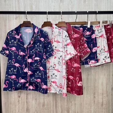 девушки на дом в Кыргызстан: Пижама  Пижамы для дома и сна Одежда для дома Пижамы по низким ценам П