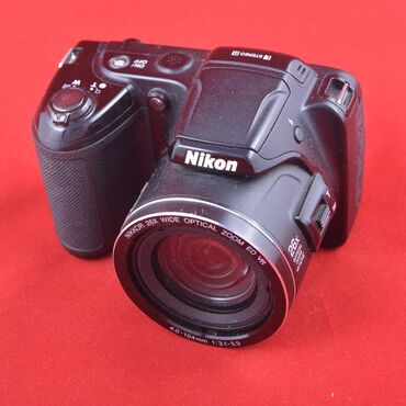 фотоаппарат nikon coolpix p50 в Кыргызстан: Фотоаппарат Nikon Coolpix L810