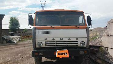 Купить камаз самосвал бу - Кыргызстан: Срочно срочно Продаю КамАЗ самосвал в хорошем состоянии после ремонта