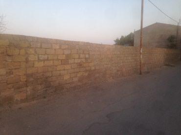 Bakı şəhərində Xezer rayonu Buzovna qes, denize 5 deyqelik yol, yollar asvalt