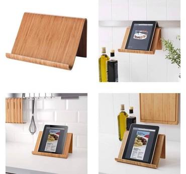 bambuk gulu - Azərbaycan: Подставка для планшета бамбук Икеа Planwet destekcisi Bambuk Ikea