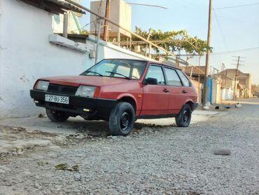 VAZ (LADA) 2109 1.5 l. 1989