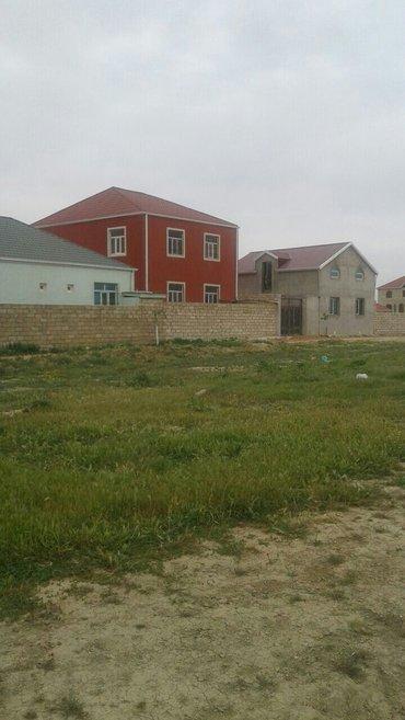 Bakı şəhərində Tecili yeni suraxanida qesebesinde torpaq sahesi satilir yaxin ana