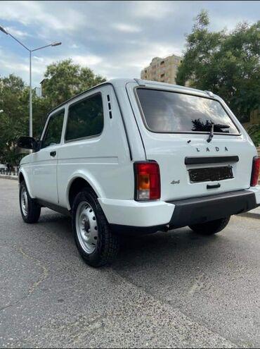 niva satilir - Azərbaycan: VAZ (LADA) 4x4 Niva 1.7 l. 2018