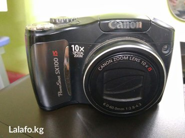 Canon sx100is в Бишкек