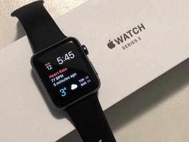 bmw 3 бу в Кыргызстан: Черные Мужские Наручные часы Apple