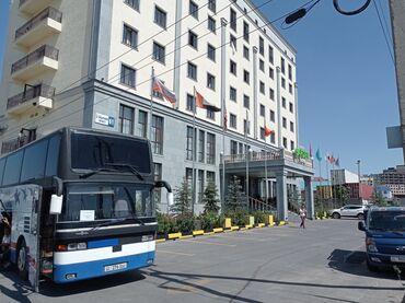 аренда авто чолпон ата in Кыргызстан   ЖҮРГҮНЧҮЛӨРДҮ ТАШУУ: Эл аралык ташуу, Региондук ташуу, Аэропортко ташуу Жеңил, Бус, Автобус   52 орундук