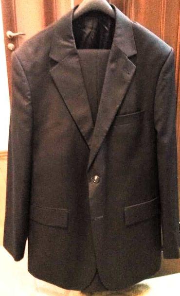 Продаю 2 мужских костюма, черного в Бишкек
