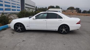 Mercedes-Benz S 500 5 л. 1999 | 230000 км