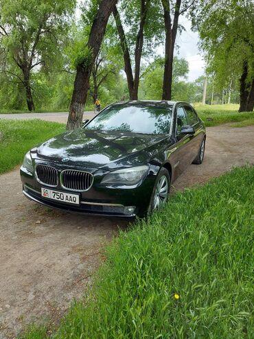 BMW - Бишкек: BMW 7 series 4.4 л. 2010 | 118000 км
