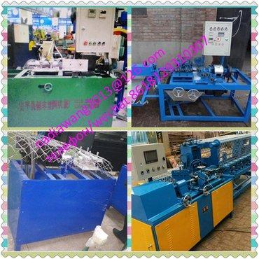 станок для сетки мак в Кыргызстан: Список оборудования для производства сетки:1 станок для производства