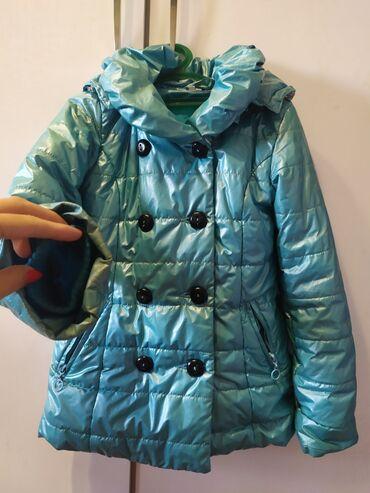 Куртка на девочку Рост 130 Возраст 7-8 лет