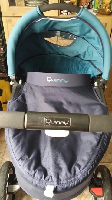 Quinny buzz xtra kolica od 0 do 12kg, u dobrom stanju,  - Belgrade
