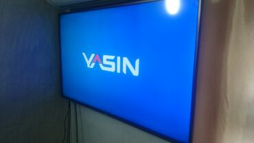 телевизор samsung ue32j4100 в Кыргызстан: Продаю телевизор, андроид,диагональ 105 см