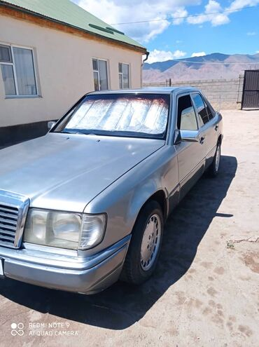 Транспорт - Чаек: Mercedes-Benz W124 2.3 л. 1991 | 300000 км