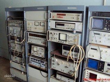 Куплю старые электронные ссср приборы. дорого в Бишкек