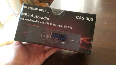NOV Pearl MP3 Audio radio. Podržava i USB i MicroSD karticu. Kupljen - Belgrade