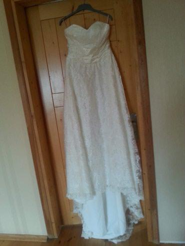 11343 elan | ŞƏXSI ƏŞYALAR: Свадебное платье 210 манат. заказанное с e-bay из Америки платье н