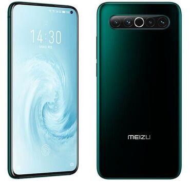 meizu m3 16gb silver в Кыргызстан: Продам Meizu 17 8/128 Green абсолютно новый и запечатанный