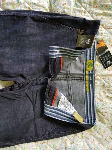 Новые мужские джинсы 34 размер от фирмы Jeep в Лебединовка