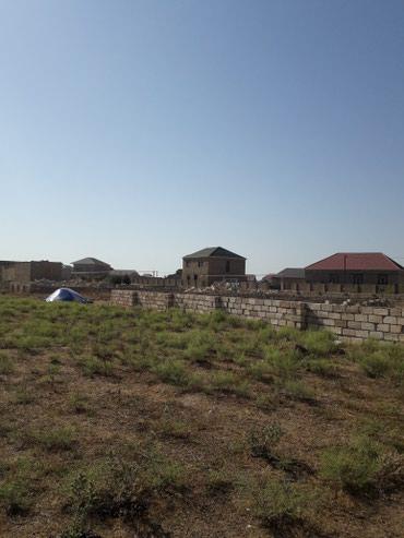 Xırdalan şəhərində Suraxani qesebesinde  erazisinde torpaq sahesi satilir senedi cixariş