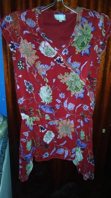 туника женская теплая в Кыргызстан: Женская туника размер 44-46 300с