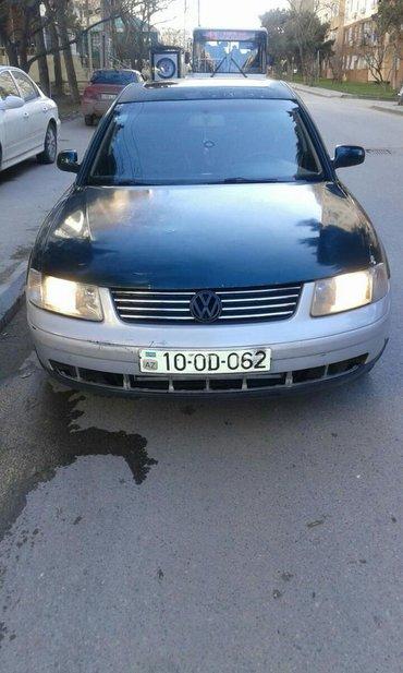 Green card 2018 - Азербайджан: Volkswagen Passat 2 л. 1997   320000 км