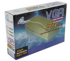 VGA Splitter VPRO (8 порт, 1920 х 1024) в Бишкек