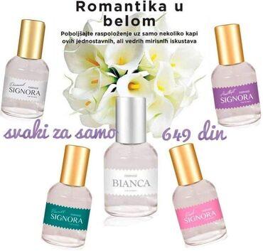 Bianco - Srbija: #sutraporučujemBIANCAUporediv sa notama parfemaCalvin Klein
