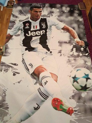 Kućni dekor - Novi Sad: Ronaldo,fototapeta(250visina x 160širina)mobilni