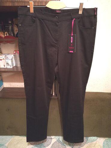 poslovne pantalone u Srbija: Nove zenske pantalone sa ukrasima za punije dame Kubra. Turske