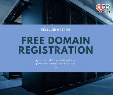 Free .com Domain Registration In Nepal-AGM Web Hosting  Now get your