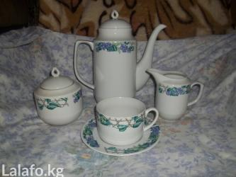 Продается чайный сервиз из 15 в Лебединовка