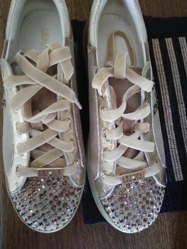 Ženska patike i atletske cipele   Sabac: Patike lui jo jednom nosene br 40 cena 7000din