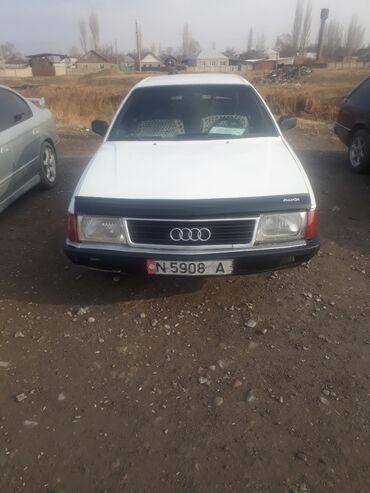Ак барс бишкек - Кыргызстан: Audi 100 1.8 л. 1984 | 236589 км