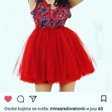 Nova haljinica,prelepa.Placena 165 e.Prodajem je u pola cene85e.Alme - Belgrade