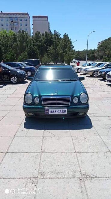 bmw-z3-28-at - Azərbaycan: Mercedes-Benz E 280 2.8 l. 1997 | 316000 km