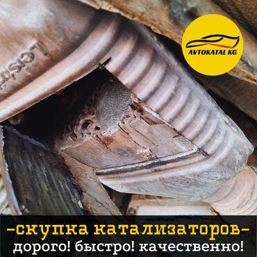 КатализаторКатализатор скупка, катализатор дорого, катализатор Бишкек