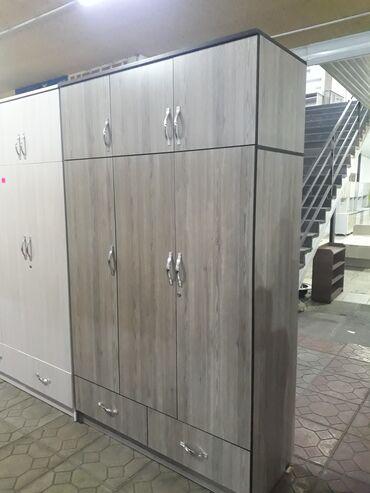 шкаф-3 в Кыргызстан: Шкафы 3-х двер новая мебель в наличии и на заказ