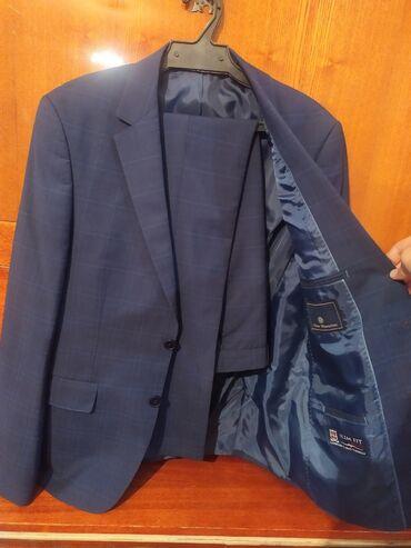 Продаю турецкий, стильный костюм Oliver Mancini.Покупал в Турциигод