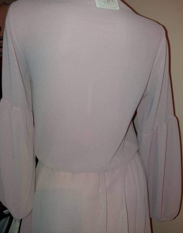 Crna haljinica, potpuno nova i nenosena, bez etikete. - Kragujevac