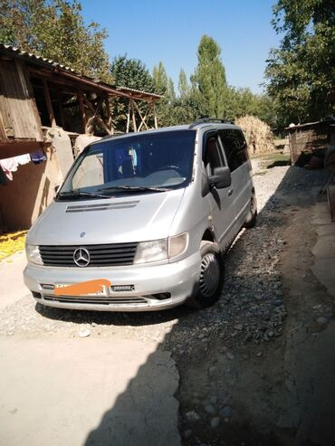 Транспорт - Базар-Коргон: Mercedes-Benz Vito 2.3 л. 2001