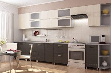 Кухонные гарнитуры корпусная мебель на заказ в Бишкек